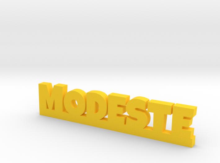 MODESTE Lucky 3d printed