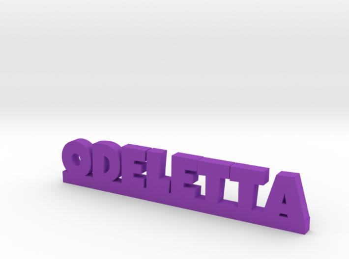 ODELETTA Lucky 3d printed