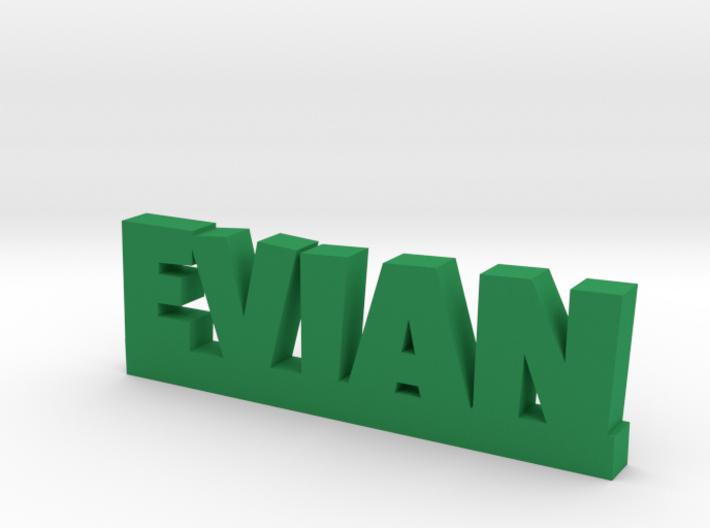EVIAN Lucky 3d printed