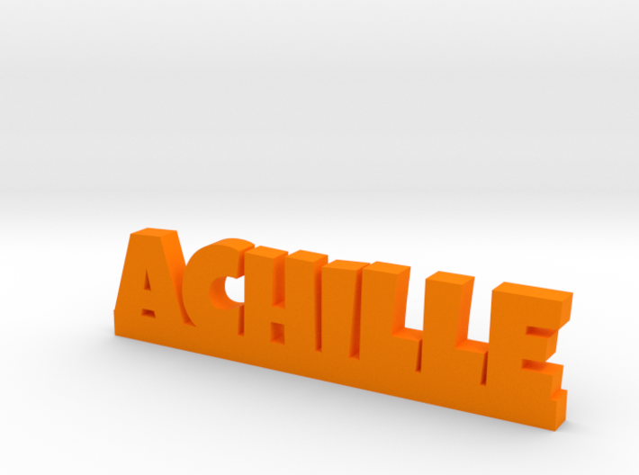 ACHILLE Lucky 3d printed