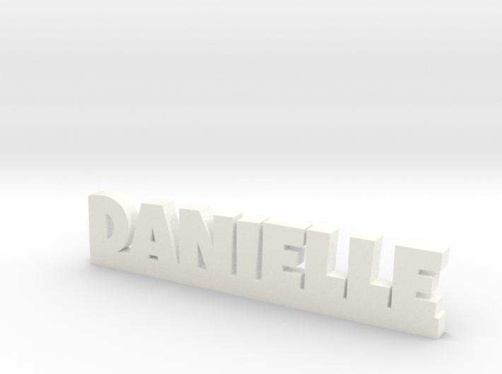 DANIELLE Lucky 3d printed