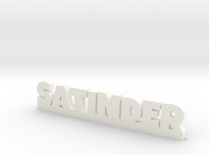 SATINDER Lucky 3d printed