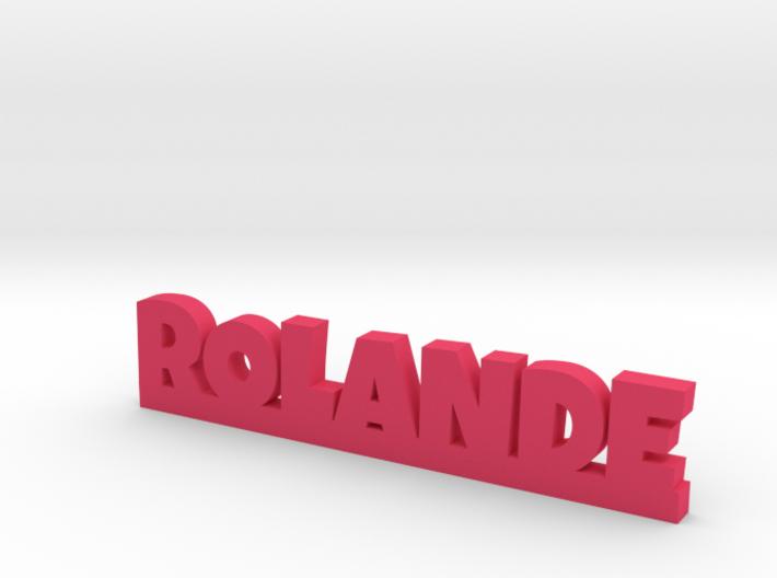 ROLANDE Lucky 3d printed