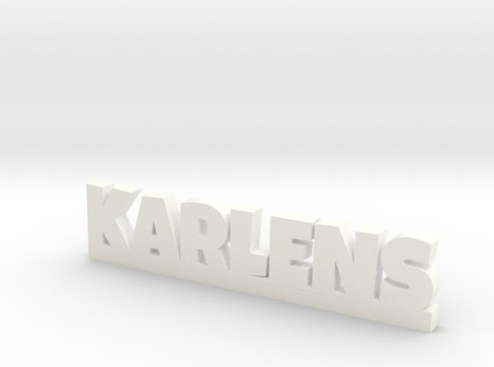 KARLENS Lucky 3d printed