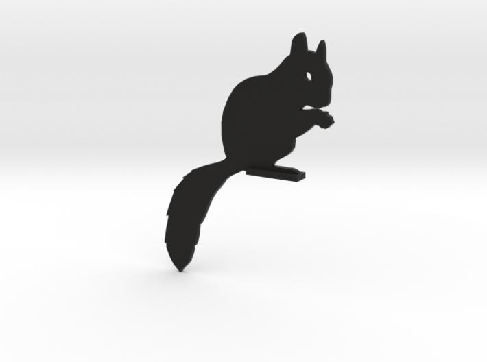 Door Squirrel 3d printed