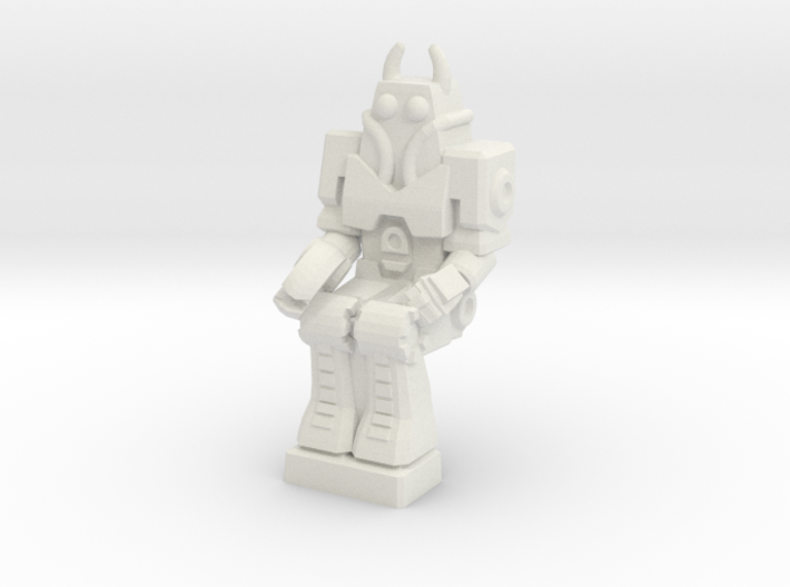 Waruder Battas Pilot mini, seated (35mm) 3d printed