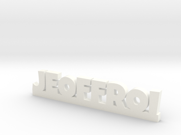 JEOFFROI Lucky 3d printed