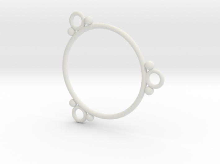 Bracciale Dim Effettive 3d printed