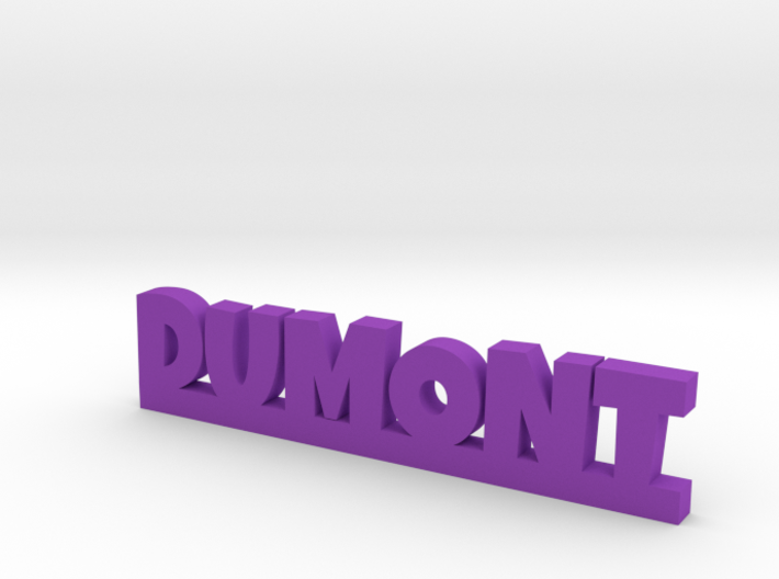DUMONT Lucky 3d printed
