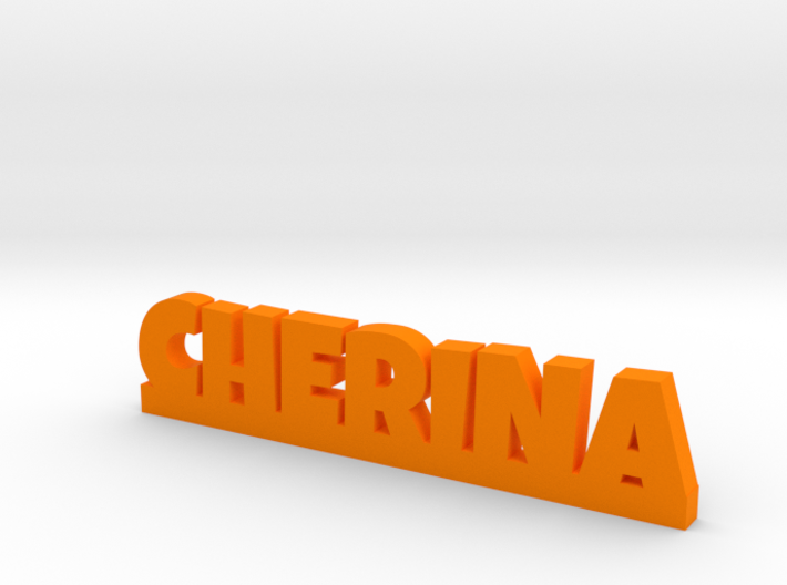 CHERINA Lucky 3d printed