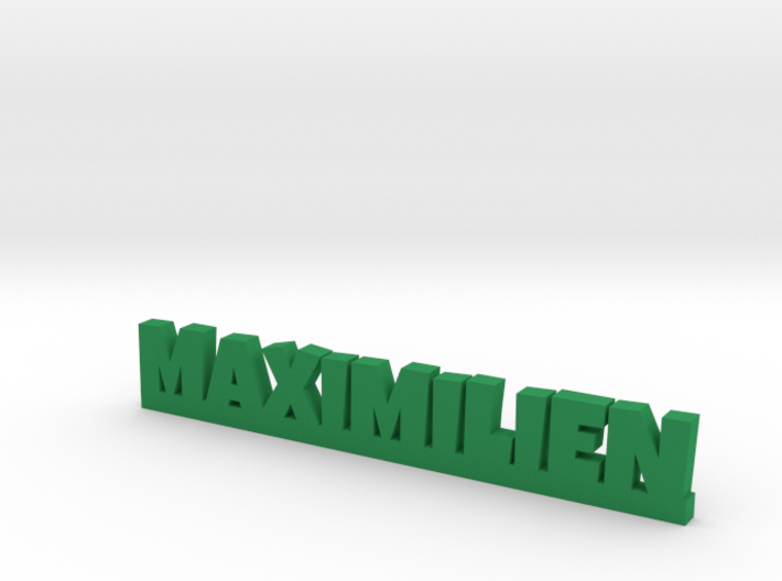 MAXIMILIEN Lucky 3d printed