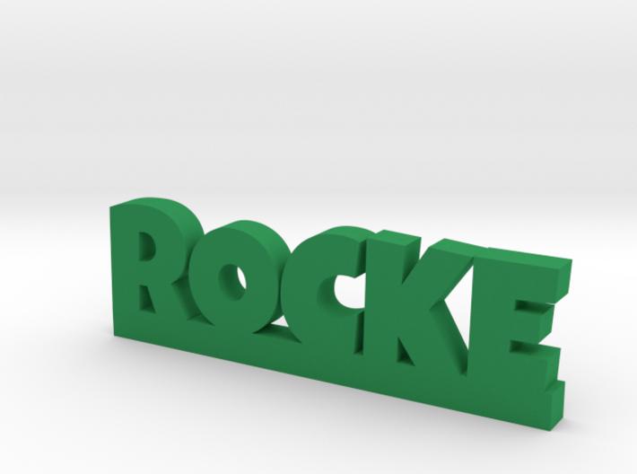 ROCKE Lucky 3d printed