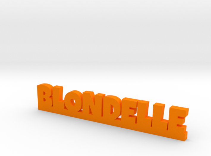 BLONDELLE Lucky 3d printed
