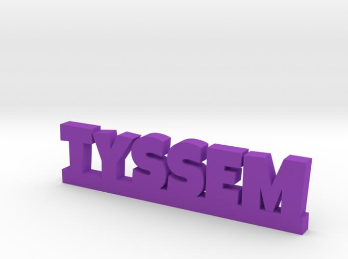 TYSSEM Lucky 3d printed