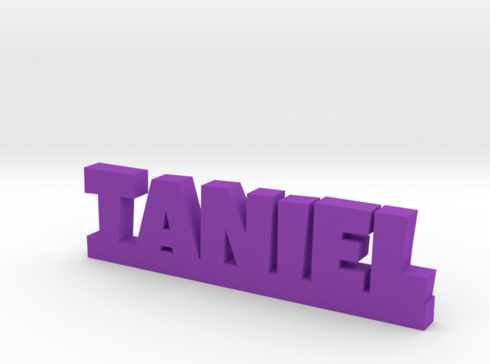 TANIEL Lucky 3d printed