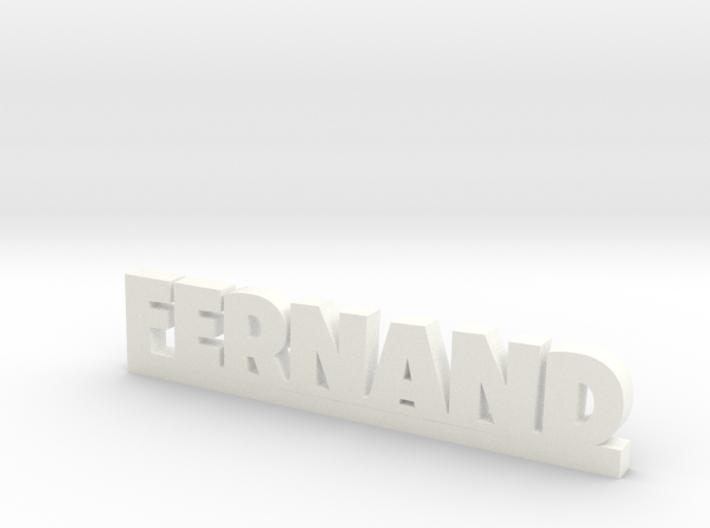 FERNAND Lucky 3d printed