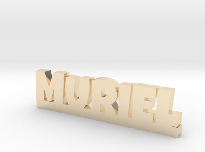 MURIEL Lucky 3d printed