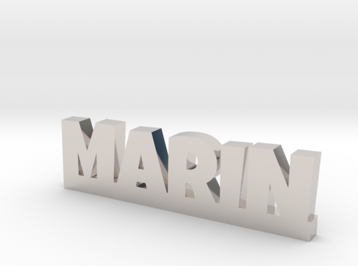 MARIN Lucky 3d printed