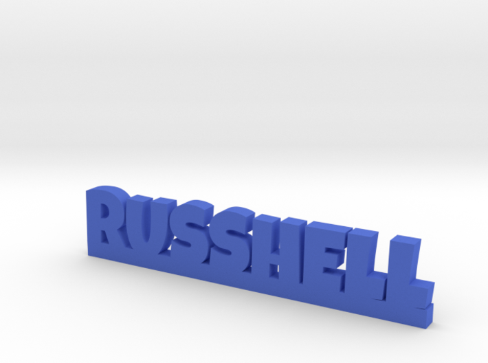 RUSSHELL Lucky 3d printed