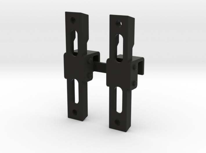 FR10013 Recovery Device Side Brackets 90 Deg 3d printed