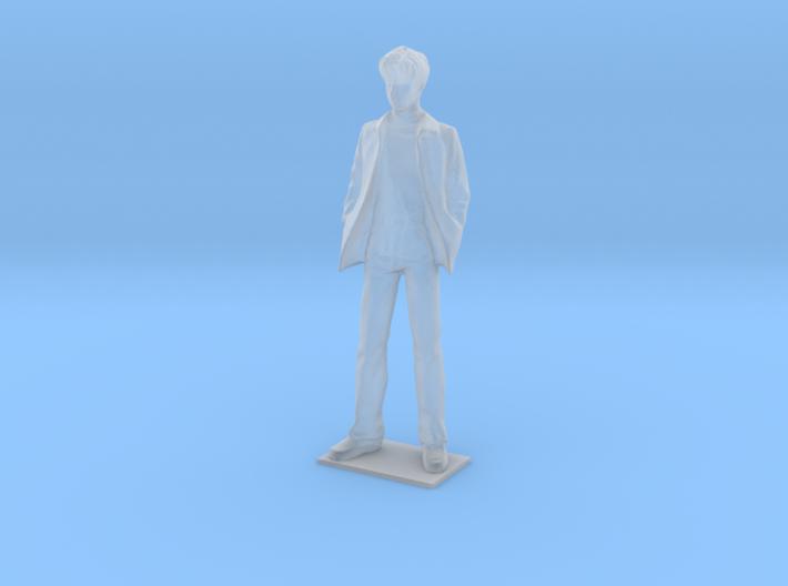 1/43 Initial D Figure Ryosuke Takahashi 3d printed