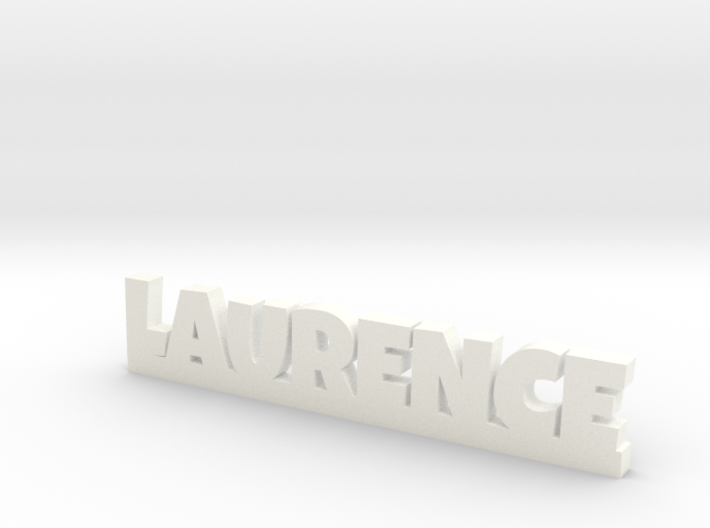 LAURENCE Lucky 3d printed