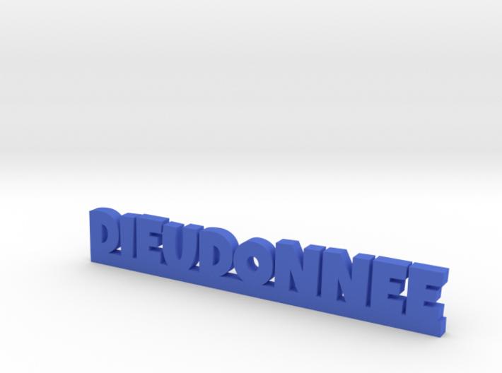 DIEUDONNEE Lucky 3d printed