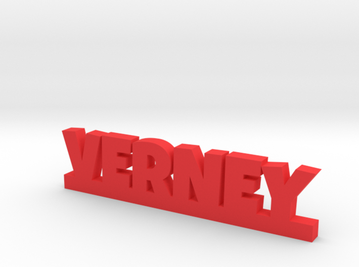 VERNEY Lucky 3d printed