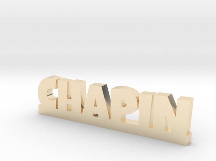 CHAPIN Lucky 3d printed
