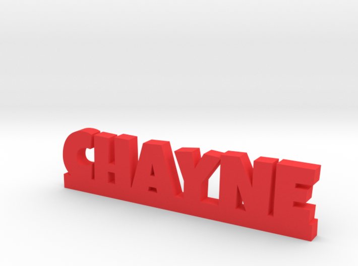 CHAYNE Lucky 3d printed