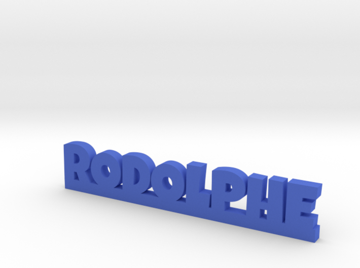 RODOLPHE Lucky 3d printed
