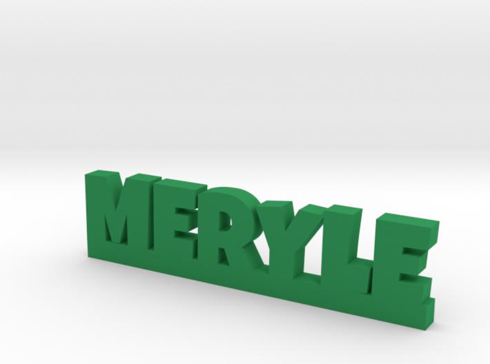 MERYLE Lucky 3d printed