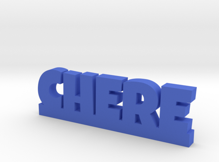 CHERE Lucky 3d printed