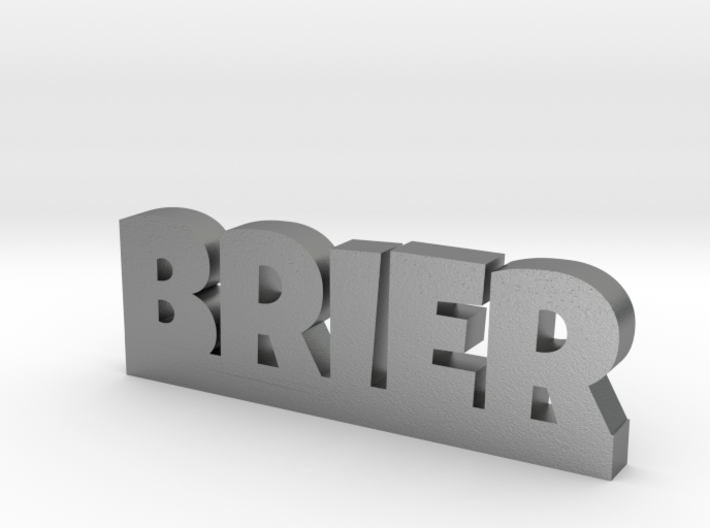 BRIER Lucky 3d printed