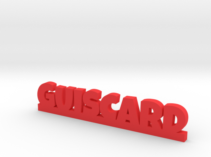 GUISCARD Lucky 3d printed