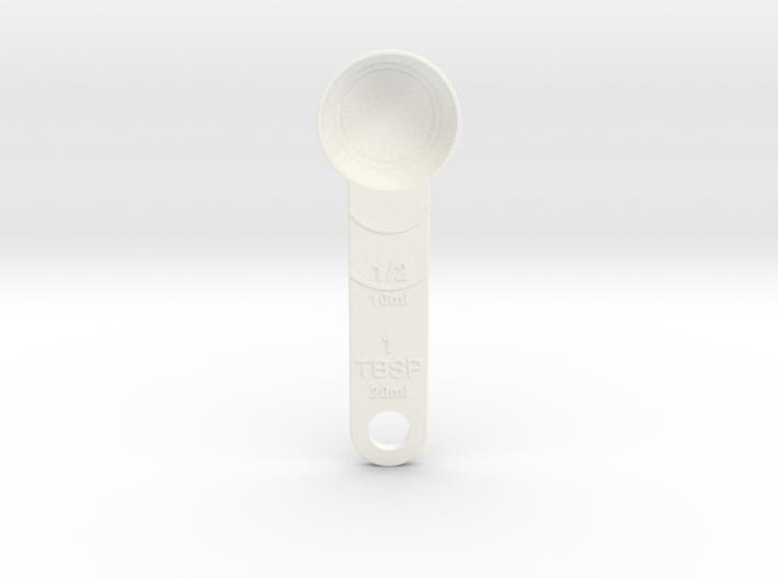 Transformer   4-in-1 Measuring Spoon 3d printed