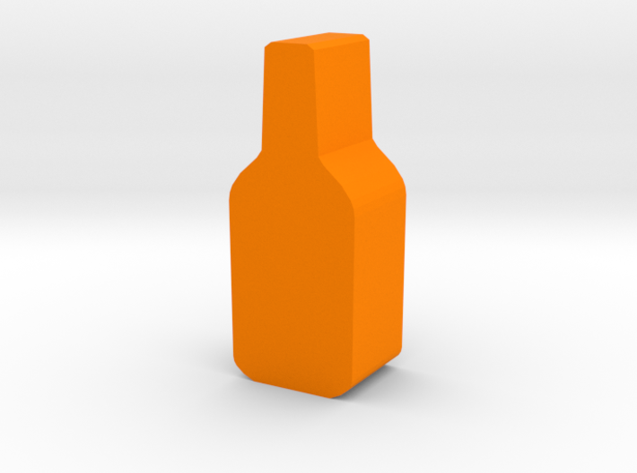 Game Piece, Bottle 3d printed
