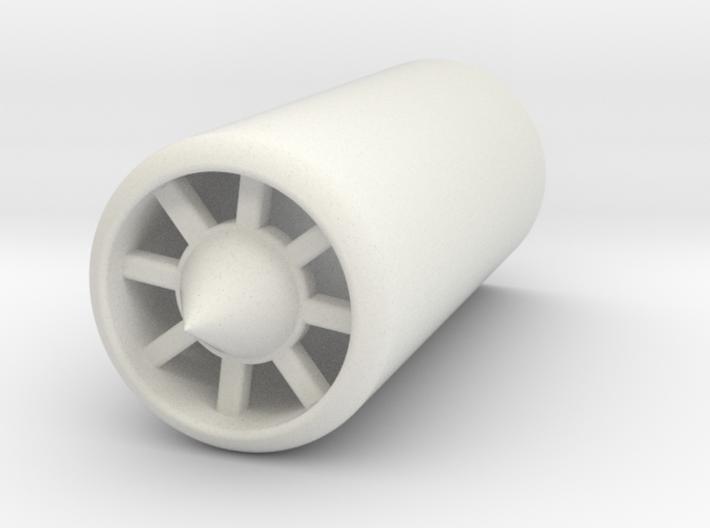 Turbine Plug 3d printed