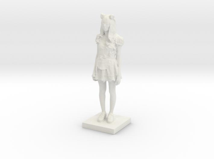 Printle C Femme 433 - 1/24 3d printed
