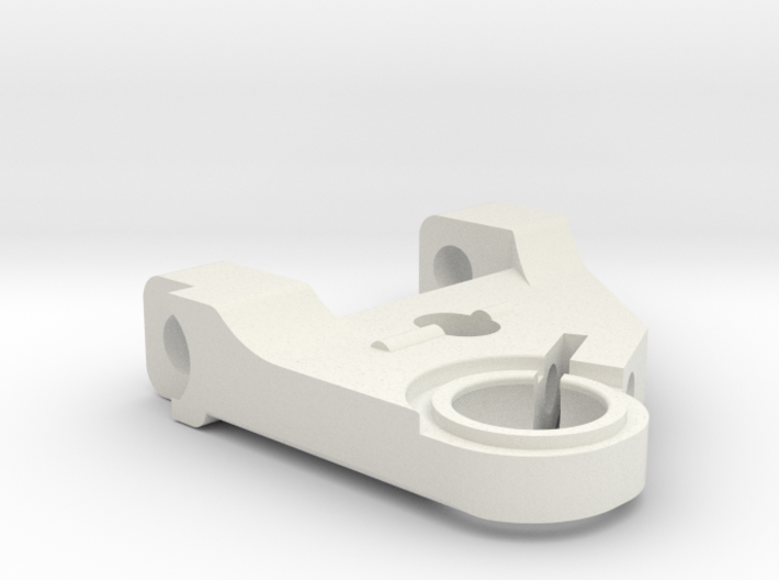KMD-FR01 Left Lower Arm 3d printed