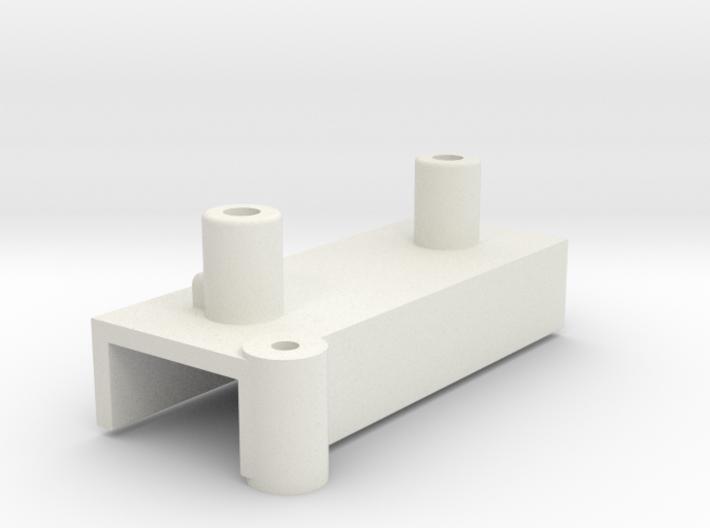 GuidaClinoSX 3d printed