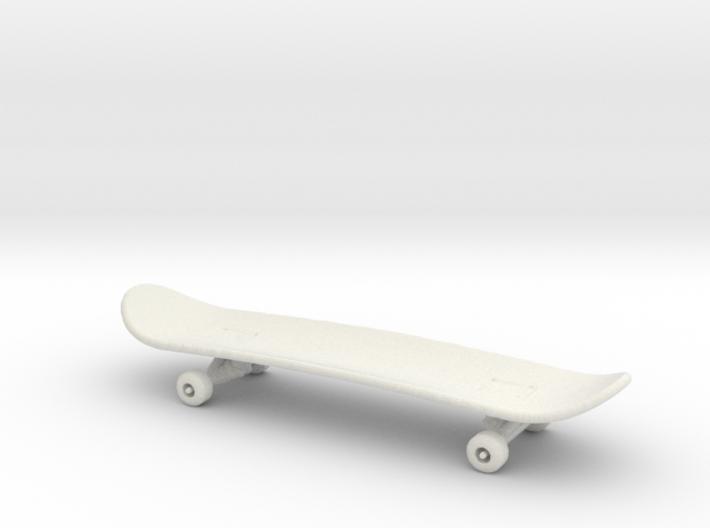 Printle Thing Skateboard 1/24 3d printed