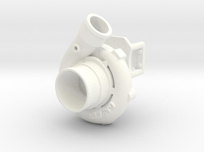 Procharger 1/12 Single Crank Mount 80mm 3d printed