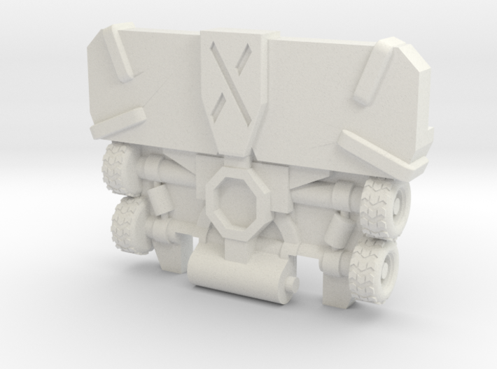 Heatwave Chest For CW Onslaught 3d printed