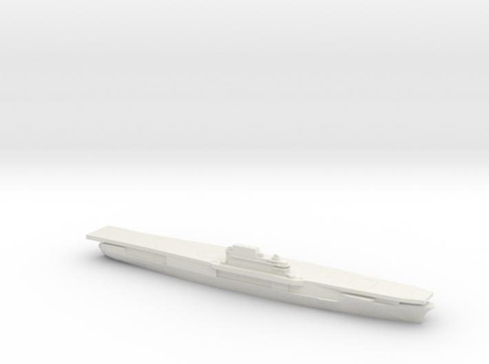 USS Enterprise 1/3000 3d printed