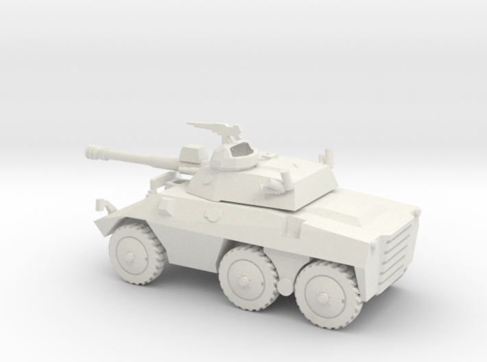 036E EE-9 Cascavel 1/100 3d printed