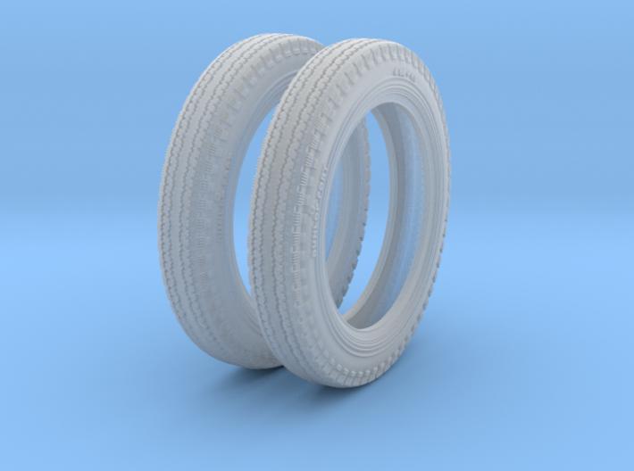 1-24 Tire 400x15 HW Set 3d printed