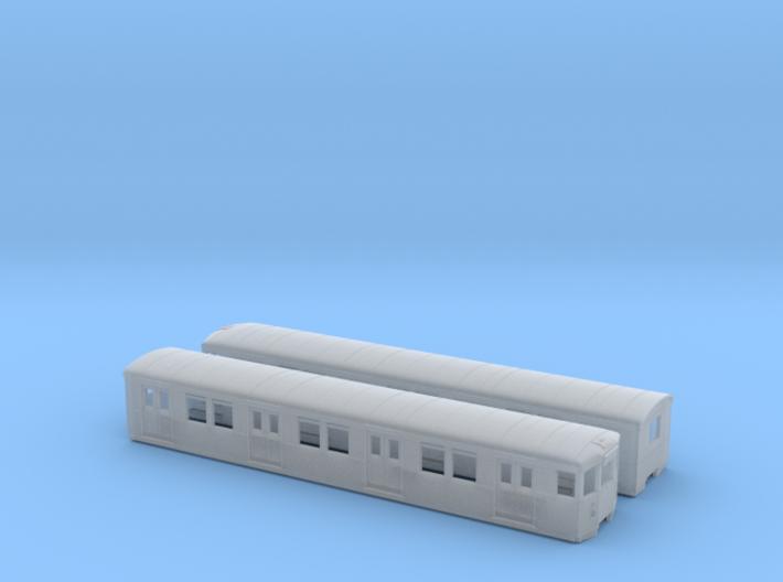 DR ET/ES 165  N [2x body] 3d printed