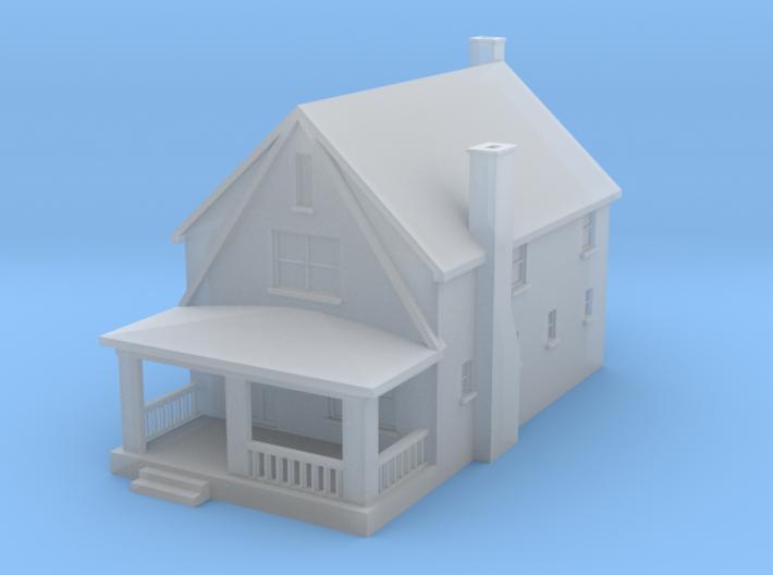 House1 3d printed