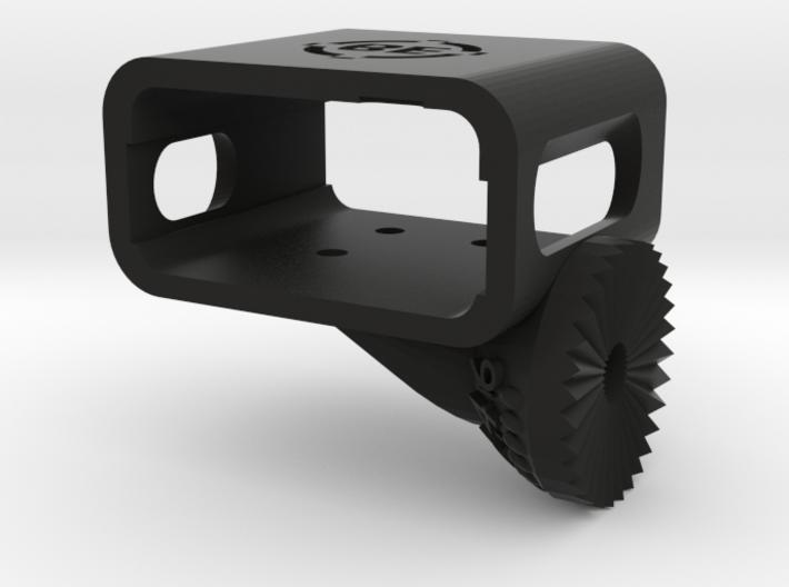 Mobius Mini 3rd Person Camera Adapter 3d printed